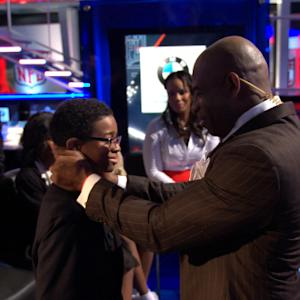 Deion Sanders makes dream come true