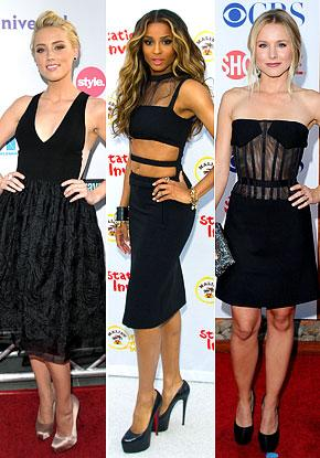 Which Star Had the Sexiest LBD This Week?