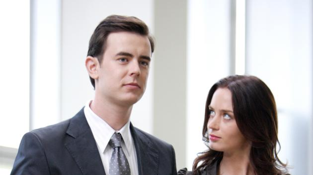 Colin Hanks Emily Blunt The Great Buck Howard Production Stills Magnolia 2009