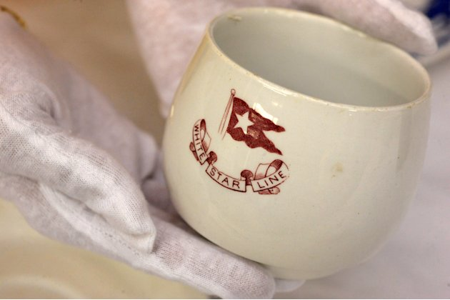 FILE - Third-class tea cup …