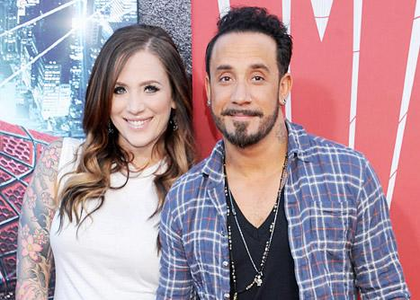 A.J. McLean, Rochelle Karidis Welcome Daughter Ava Jaymes!