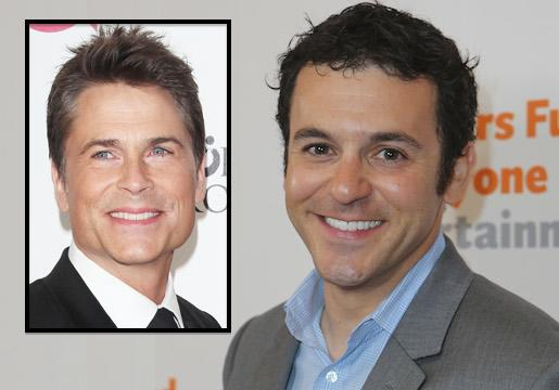 Pilot News: Wonder Years' Fred Savage Is Rob Lowe's Bro in Fox's The Grinder