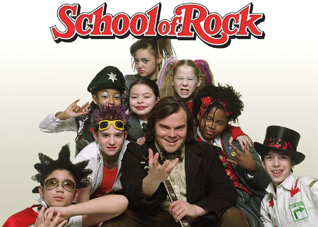 jack black school of rock reunion - photo #17