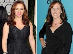 Maya Rudolph, Molly Shannon -- Getty Images