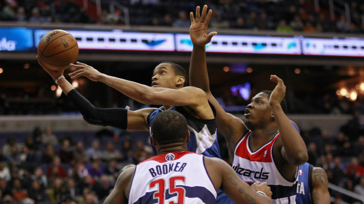 NBA: Minnesota Timberwolves at Washington Wizards