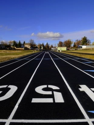 The new Condon High track &#x2014; WildCanyonGames.org