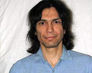 FILE - This June 15, 2007 file photo released by the California Department of Corrections and Rehabilitation shows convicted killer Richard Ramirez in San Quentin State Prison in Marin County, Calif. Ramirez died June 7, 2013 at age 53 of complications from B-cell lymphoma, a cancer of the lymphatic system, according to the Marin County coroner's office. (AP Photo/California Department of Corrections and Rehabilitation, File)