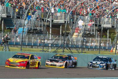 NASCAR bans flared side skirts, fender manipulation