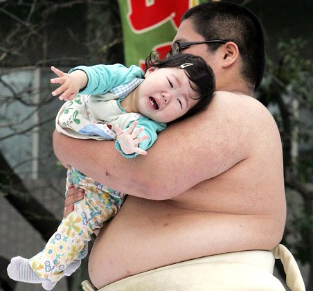 Baby-cry Sumo