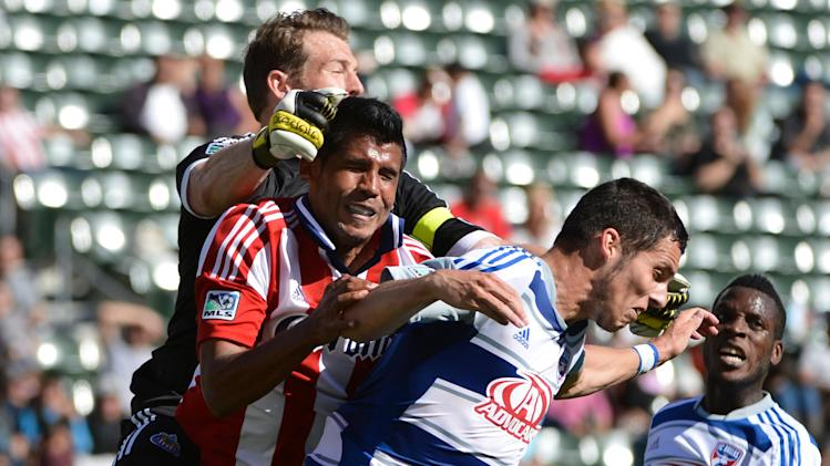MLS: FC Dallas at Chivas USA