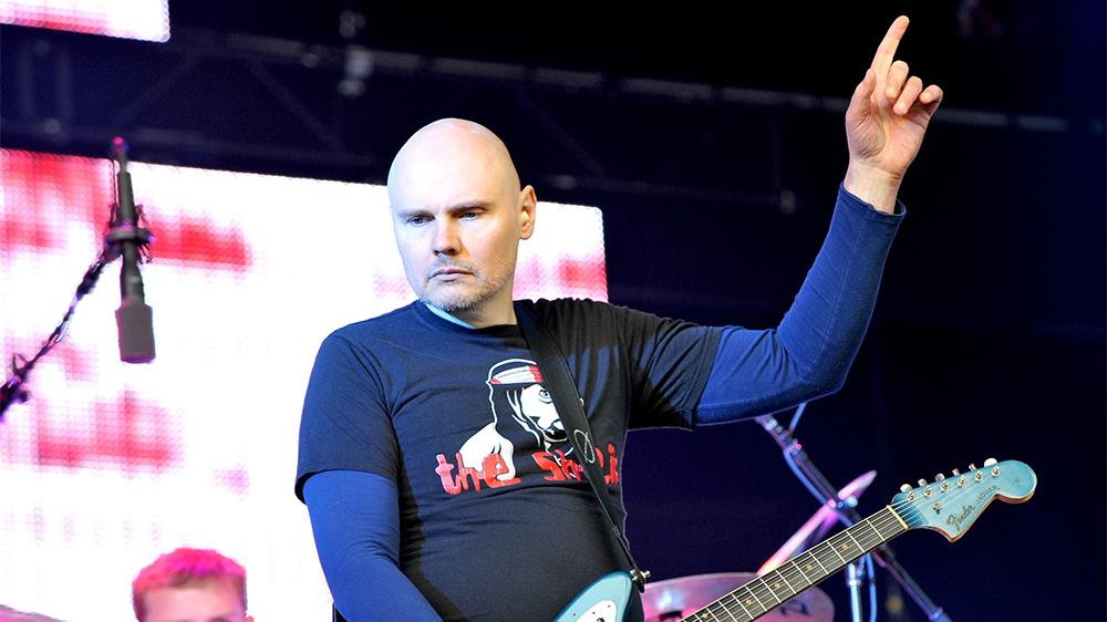 Billy Corgan Wants to Flip Professional Wrestling on Its Ear