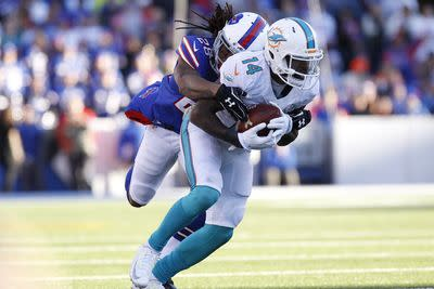 Jarvis Landry injury update: WR questionable for Dolphins, fantasy owners