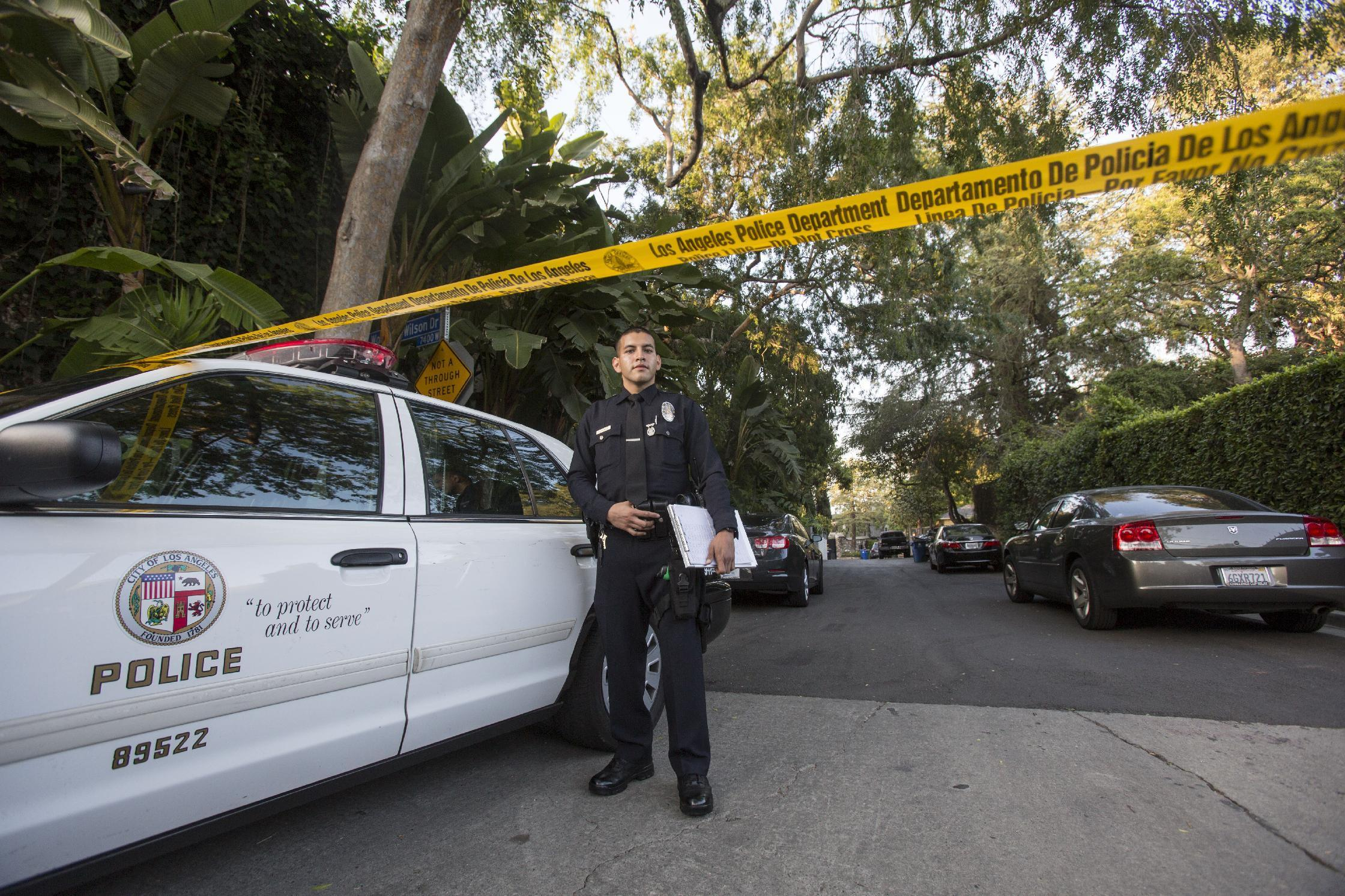 Oil heir Andrew Getty found dead at Hollywood Hills home