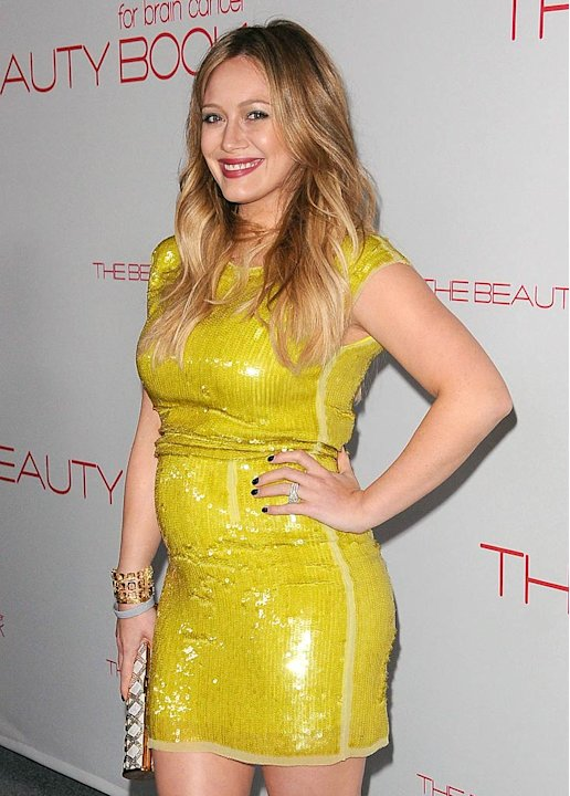 Hilary Duff The Beauty Book For Brain Cancer