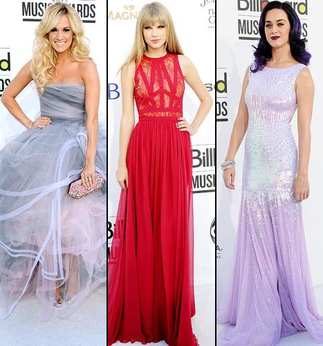 Billboard Music Awards 2012: What the Stars Wore!