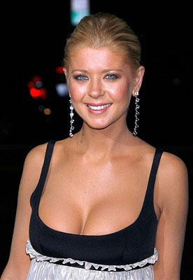 Tara Reid at the Los Angeles premiere of Focus Features' Reservation Road