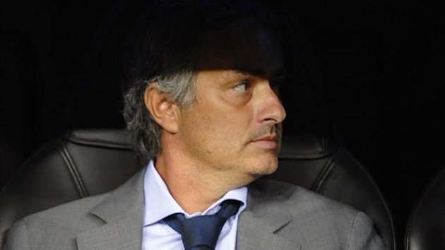 Real Madrid's coach Jose Mourinho (Reuters)
