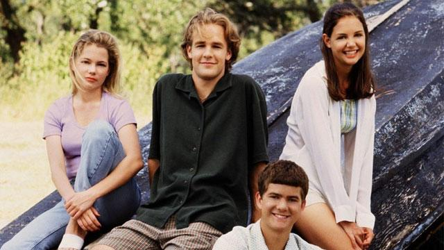 Why Katie Holmes Doesn't Want a 'Dawson's Creek' Reunion