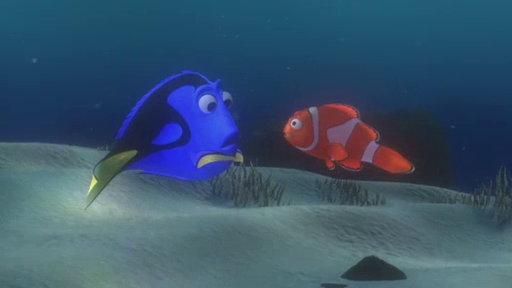 Finding Nemo 3D - Clip - Short Term Memory Loss