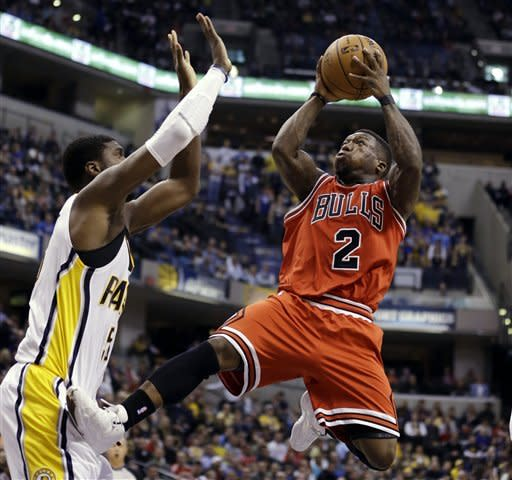 Pacers tie up Bulls in Central with 111-101 win