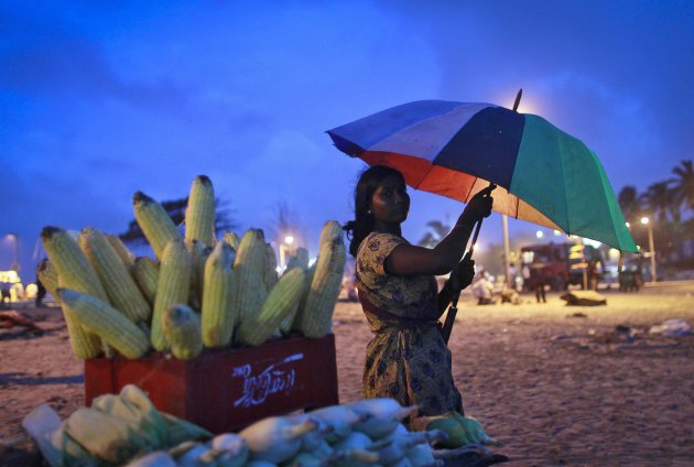 How a poor monsoon could hurt your groceries