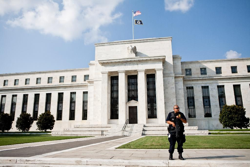 Fed interest rate hike 'unlikely' in June: minutes