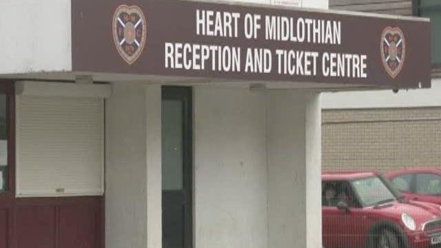 Hearts to enter administration