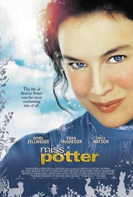 Renee Zellweger in Weinstein Company's Miss Potter