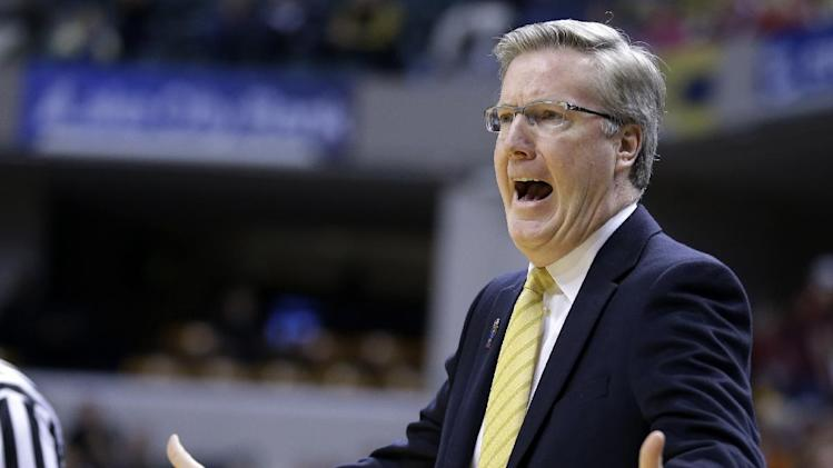 McCaffery returns to Dayton after son's surgery
