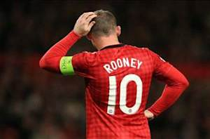 Manchester United rejects Chelsea offer for Rooney as clubs clash over bid details