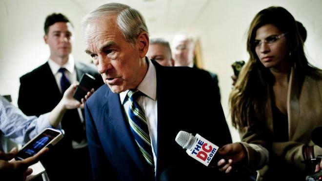 "Ron Paul isn't a fan of the ""surveillance state."""