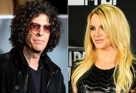 "Howard Stern Predicts Britney Spears Will Be a ""Train Wreck"" on X Factor"