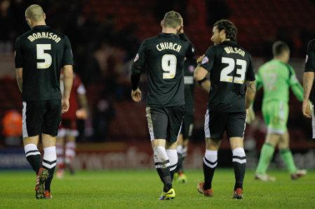 Soccer - Sky Bet Championship - Middlesbrough v Charlton Athletic- The Riverside Stadium