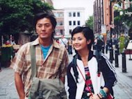 Ekin Cheng and Charlene Choi reprise couple role