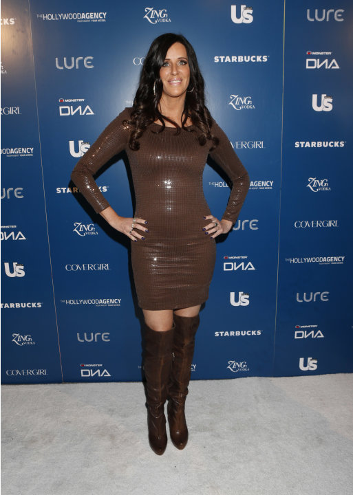 Patti Stanger attends the US Weekly AMA After Party for The Wanted at Lure on Sunday November 19, 2012 in Los Angeles, California.  (Photo by Todd Williamson/Invision/AP Images)