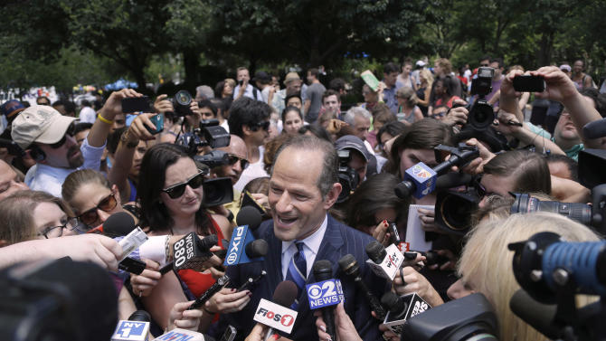 For Spitzer, a scramble to get on ballot in NYC