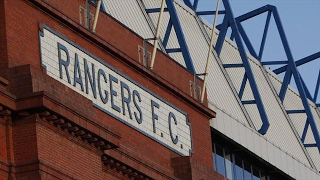 Rangers have responded to Malcolm Murray's comments