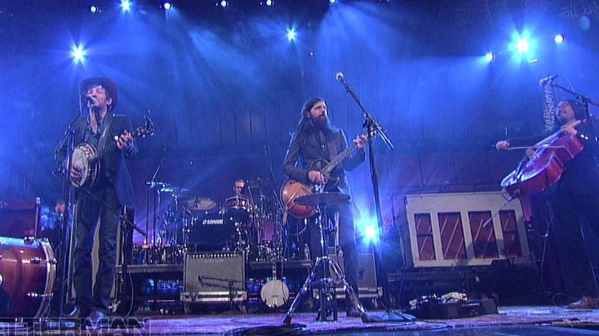 Open Ended Life (Live on Letterman)