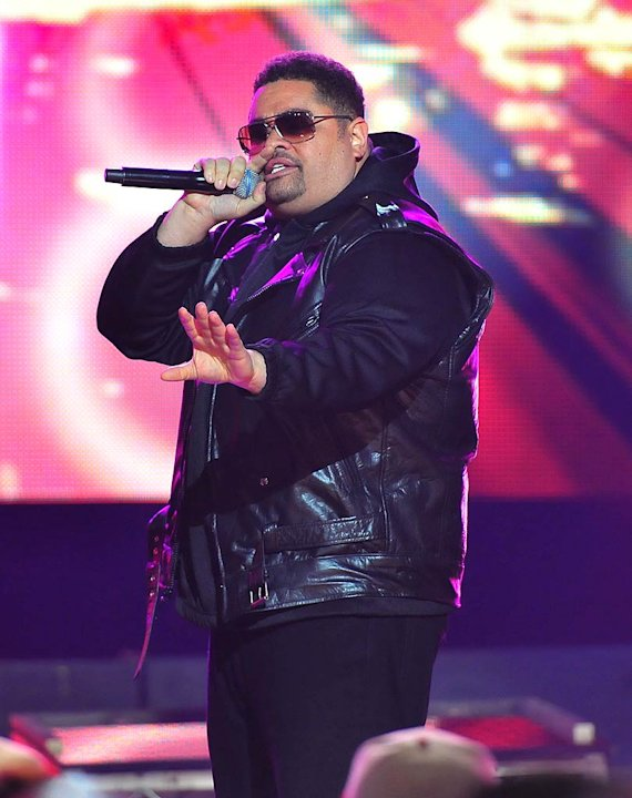 HeavyD BET Hip Hop Awards