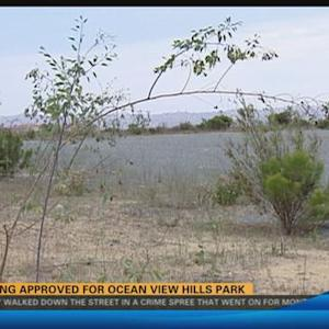 Funding approved for Ocean View Hills Park