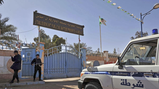 Official: 'Numerous' other bodies at Algeria plant