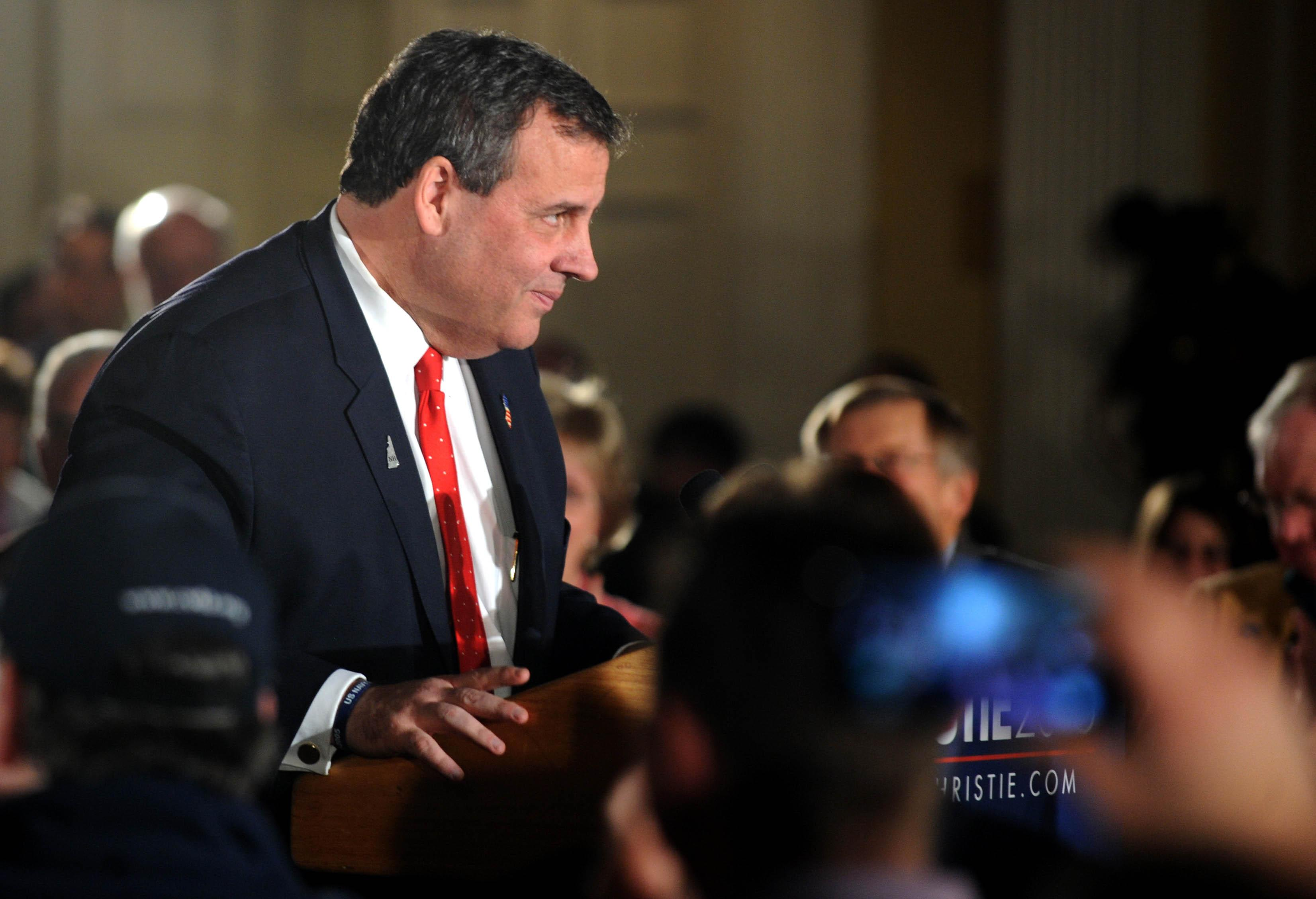 Christie Will Reportedly Suspend Campaign, Becoming the First Casualty of New Hampshire