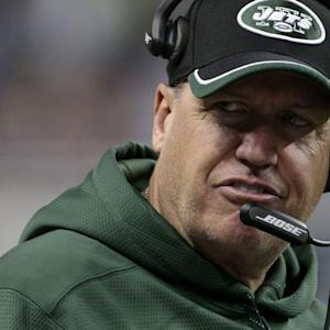Rex Ryan All but Expects to Be Fired by Jets