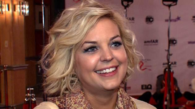 Kirsten Storms on the set of 'General Hospital' 2013 -- Access Hollywood