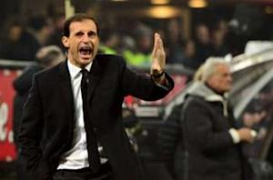 Allegri: Milan in a relegation dogfight