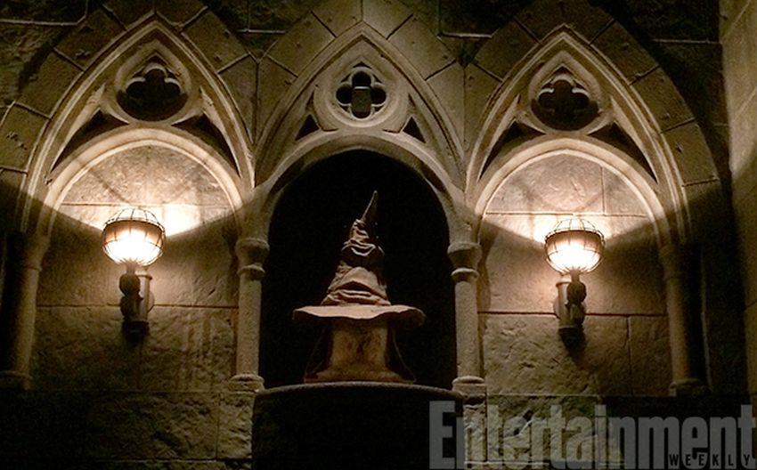 Wizarding World of Harry Potter Now Test Riding