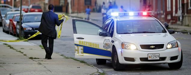 Baltimore homicides reach 43-year high
