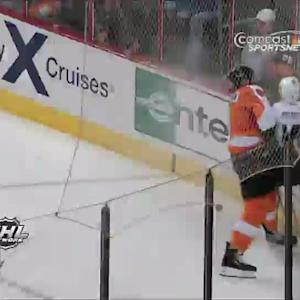 NHL - Top 10 Hits 11/01/13