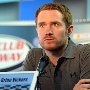Vickers still wants to return to racing