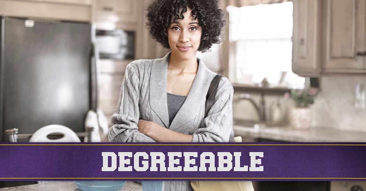 You are Degreeable